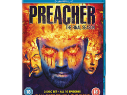 Win a copy of Preacher: The Final Season on Blu-ray
