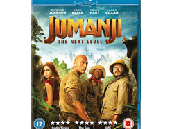 Win a copy of Jumanji: The Next Level on Blu-ray