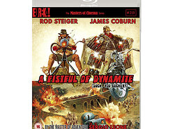 Win a copy of A Fistful of Dynamite on Blu-ray
