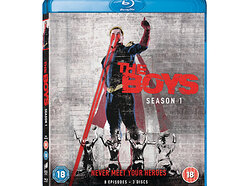 Win a copy of The Boys Season 1 on Blu-ray