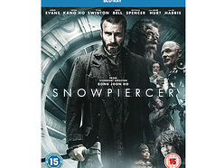 Win a copy of Snowpiercer on Blu-ray