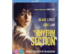 Win a copy of The Rhythm Section on Blu-ray