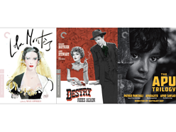 Win a copy of Criterion's May Titles on Blu-ray