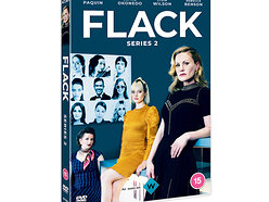 Win a copy of Flack Series 2 on DVD