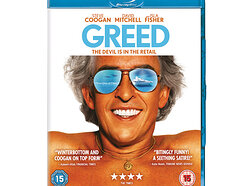 Win a copy of Greed on Blu-ray