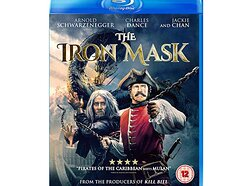 Win a copy of The Iron Mask on Blu-ray
