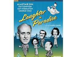 Win a copy of Laughter in Paradise on Blu-ray