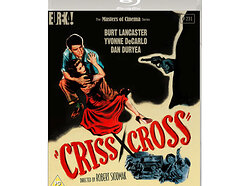 Win a copy of Criss Cross on Blu-ray
