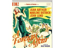 Win a copy of A Foreign Affair on Blu-ray