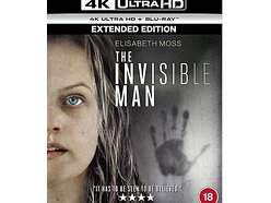 Win a copy of The Invisible Man on 4K