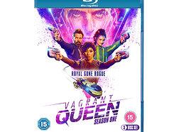 Win a copy of Vagrant Queen Season 1 Blu-ray