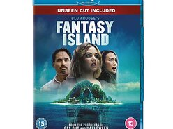 Win a copy of Fantasy Island on Blu-ray