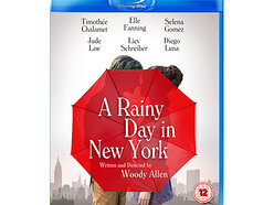 Win a copy of A Rainy Day in New York on Blu-ray