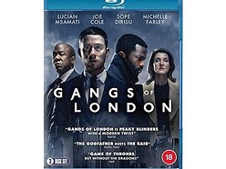 Win a copy of Gangs of London Season 1 on Blu-ray