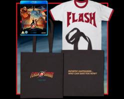 Win a Flash Gordon Blu-ray Bundle (3 to win)