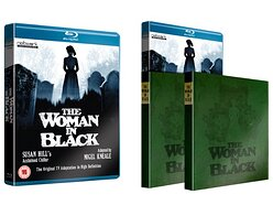 Win a copy of The Woman in Black on Blu-ray