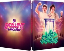 Win a copy of Bill & Ted's Excellent Adventure on 4K Steelbook