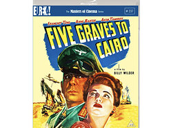 Win a copy of Five Graves to Cairo on Blu-ray