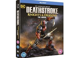 Win a copy of Deathstroke: Knights & Dragons on Blu-ray