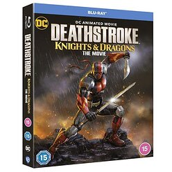 Win A Copy Of Deathstroke Knights Dragons On Blu Ray Avforums