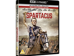 Win a copy of Spartacus on 4K UHD