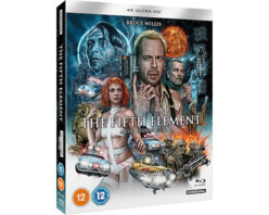 Win a copy of The Fifth Element on 4K UHD