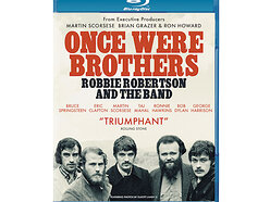 Win a copy of Once Were Brothers on Blu-ray