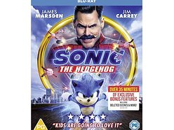 Win a copy of Sonic the Hedgehog on Blu-ray
