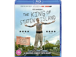 Win a copy of The King of Staten Island on Blu-ray