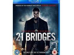 Win a copy of 21 Bridges on Blu-ray
