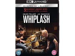 Win a copy of Whiplash on 4K Blu-ray