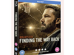 Win a copy of Finding the Way Back on Blu-ray