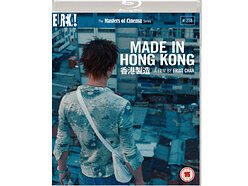 Win a copy of Made in Hong Kong on Blu-ray