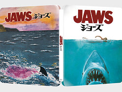 Win a copy of Jaws on HMV-exclusive 4K Steelbook