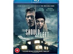 Win a copy of You Should Have Left on Blu-ray