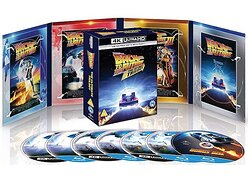 Win a copy of Back to the Future: The Ultimate Trilogy on 4K
