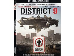 Win a copy of District 9 on 4K Ultra HD