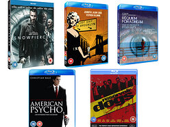 Win a Lionsgate Cult Classics Blu-ray Bundle