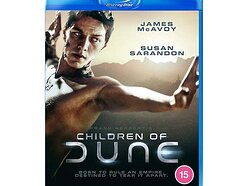 Win a copy of Children of Dune on Blu-ray
