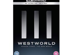 Win a copy of Westworld Season Three: The New World on 4K Ultra HD Blu-ray