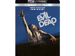 Win a copy of The Evil Dead on 4K Ultra HD