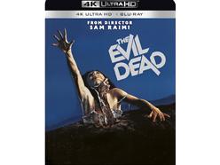 Win a copy of The Evil Dead on 4K Ultra HD