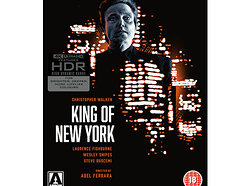 Win a copy of King of New York on 4K Ultra HD Blu-ray