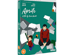 Win a copy of Aprile on Blu-ray