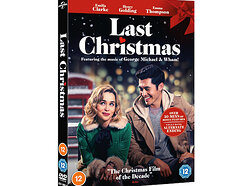 Win a copy of Last Christmas on DVD and the soundtrack on CD