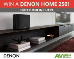 Win a Denon Home 250 with AV Online!