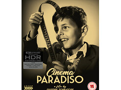 Win a copy of Cinema Paradiso on 4K Ultra HD Blu-ray