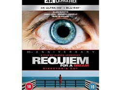 Win a copy of Requiem for a Dream on 4K Ultra HD Blu-ray