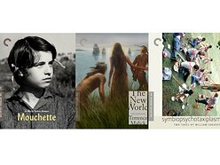 Win a copy of Criterion's December Titles on Blu-ray