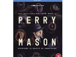 Win a copy of Perry Mason: The Complete First Season on Blu-ray
